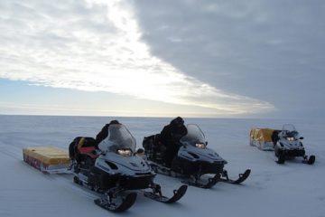 Стартовал снегоходный пробег по Заполярью на 17 000 километров
