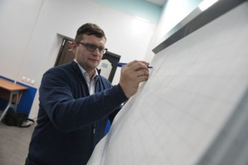 В Норильске началась третья обучающая сессия курса «Социальное предпринимательство»