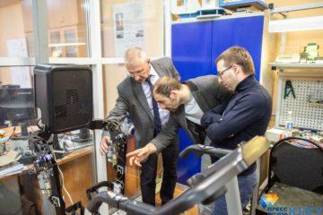 Экзоскелеты для «Норникеля» разрабатывают в Юго-Западном государственном университете в Курске