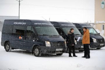 «Нортранс-Норильск», обслуживающий предприятия «Норникеля», планирует выход на общий рынок пассажирских перевозок в НПР