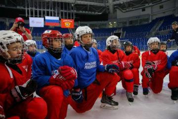 Федерация хоккея России презентует в Норильске Национальную программу подготовки хоккеистов «Красная машина»