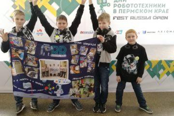 Ученики образовательной программы «Робоникель» из Норильска заняли 5-е место в чемпионате России по робототехнике