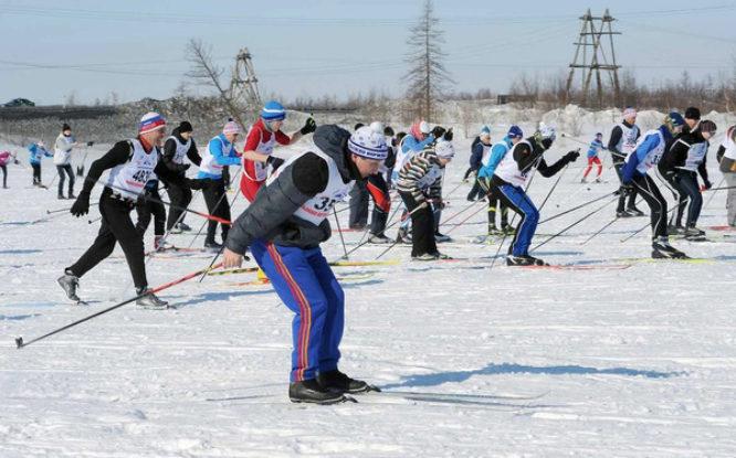 На базе «Оль-Гуль» готовятся к заключительным корпоративным соревнованиям «Лыжни «Норникеля»