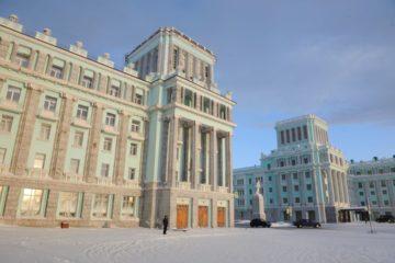 В апреле в Норильске ждут 20-градусные морозы