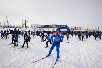 3200 человек приняли участие в «Лыжне «Норникеля» – 2019»