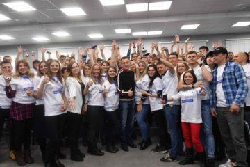 В Норильске стартовал IV экологический марафон «ПонесЛось!»