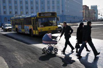 На пассажирских перевозках в Норильске сэкономят почти 6 миллионов рублей
