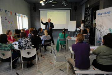 В Норильске проходит сессия «Социально-конструкторского бюро – 2019»