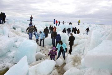 Спасатели предупреждают: осторожность во время ледохода – залог безопасности
