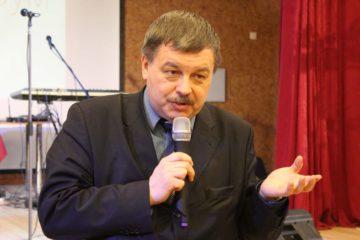 «Обогатительная фабрика» приглашает на встречу с Сергеем Ильченко
