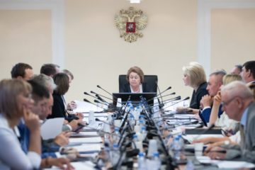 В Сенате обсудили образование и культуру Красноярского края