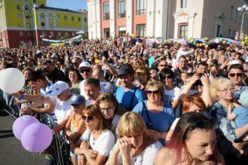На праздновании Дня металлурга выступили финалисты  фестиваля «Корпорация звезд – 2019»