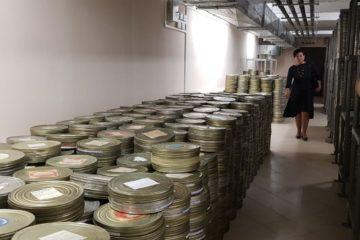 Норильский фильмофонд пополнит собрание «Енисей-кино»