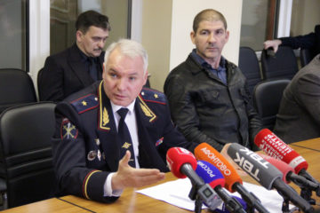 В Норильск прилетит главный полицейский Красноярского края