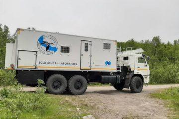 «Норникель» купил мурманскому заповеднику передвижную эколабораторию