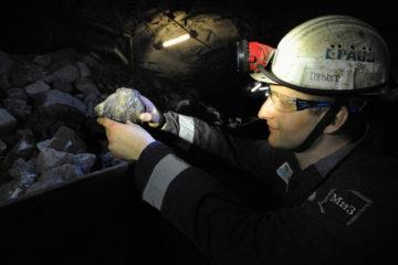 На «Таймырском» подняли на-гора 95-миллионную тонну руды