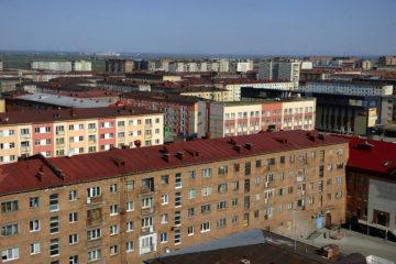 В Норильске будут применяться новые технологии утепления фасадов