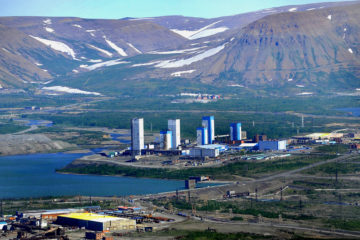 «Норникель» реализует уникальный проект кондиционирования горных выработок