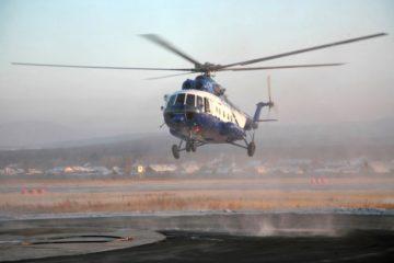 «Норильск Авиа» получит 10 новых вертолетов Ми-8АМТ