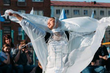 Завершился первый норильский фестиваль уличного искусства «АРкТика»