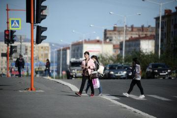 В Норильске – более полутысячи долгожителей