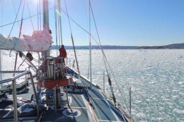 Итальянские яхтсмены пройдут по Севморпути
