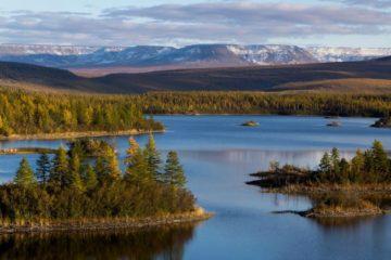 Красивейшее озеро на плато Путорана будет чистым