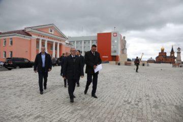 «Развитие экономики Красноярского края будет связано с Таймыром»