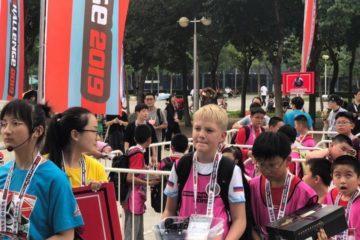 В Пекине стартовали соревнования RobotChallenge 2019