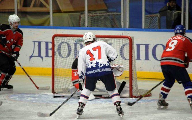 Норильчане сыграют в хоккей с командой Северного флота