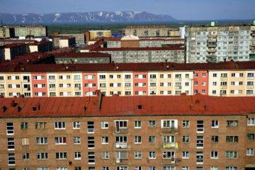 В программе норильских капремонтов сделали акцент на крышах