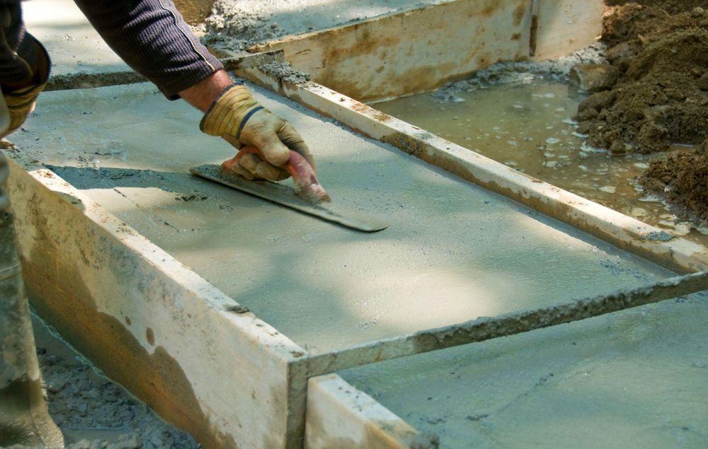 Бетон новый вид краска бетон акрил купить
