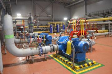 В Кольской ГМК утилизируют промышленное тепло