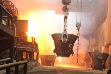 Капремонт электропечи на Медном заводе позволит сократить потери драгоценных металлов
