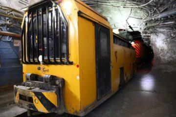 Рудники «Норникеля» переходят на эффективные электровозы компании Ferrit