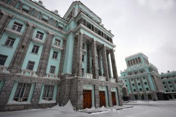 В Норильске создают новое общественное пространство