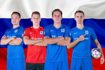 Четверо норильчан вошли в национальную сборную России по мини-футболу