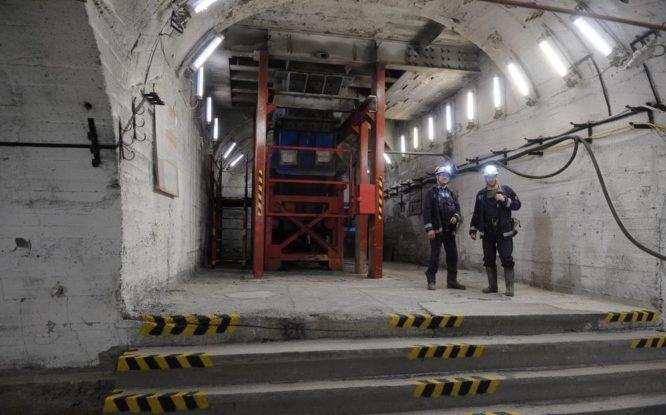 На руднике «Октябрьский» компании «Норникель» завершают строительство второго пускового комплекса