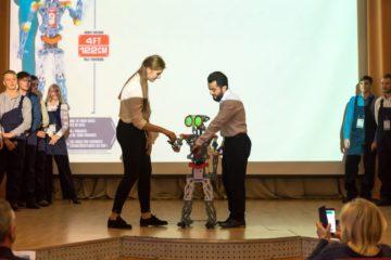 Участники конкурса «Мечтая о будущей карьере» представили свои инженерные и исследовательские проекты