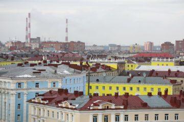 Норильску хватит денег на капитальный ремонт жилых домов