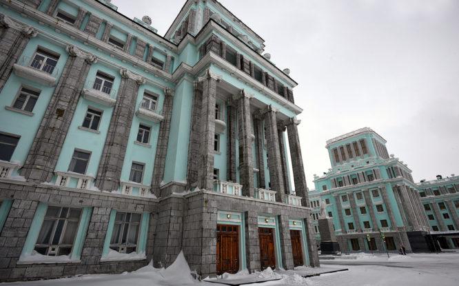 Норильчанам расскажут о ходе создания общественного пространства в здании бывшей технической библиотеки