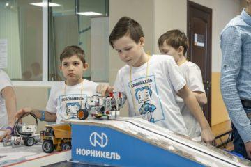 Юные робототехники из Норильска поедут на международную олимпиаду в Таиланд