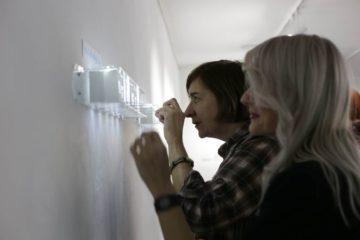 Заглянуть в окна «Дома в Норильске» предложила художница Анна Берналь