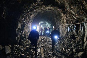 Соединение с рудником «Скалистый» позволит «Комсомольскому» вновь войти в число поставщиков богатых руд