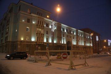Чтобы отремонтировать коллектор, в Норильске перекроют участок улицы