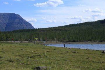 На озере Лама создадут визит-центр
