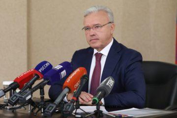 Губернатор Красноярского края Александр Усс назвал самые важные события уходящего года