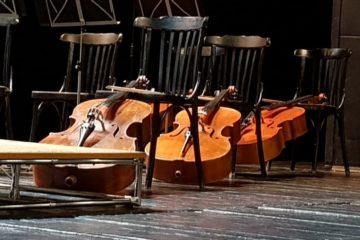 Сказку «Петя и волк» рассказал норильчанам Красноярский симфонический оркестр