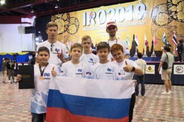 Команда «РобоНикель» взяла бронзу на международных соревнованиях в Таиланде