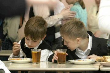 Школьное питание в Норильске с нового года подорожает на 2,7%